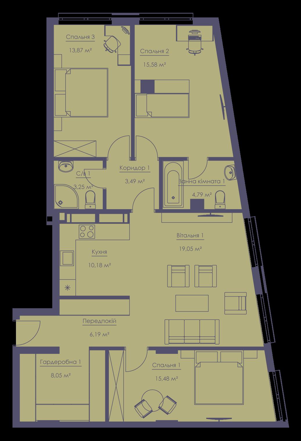 Apartment layout KV_47_4g_1_1_11-1