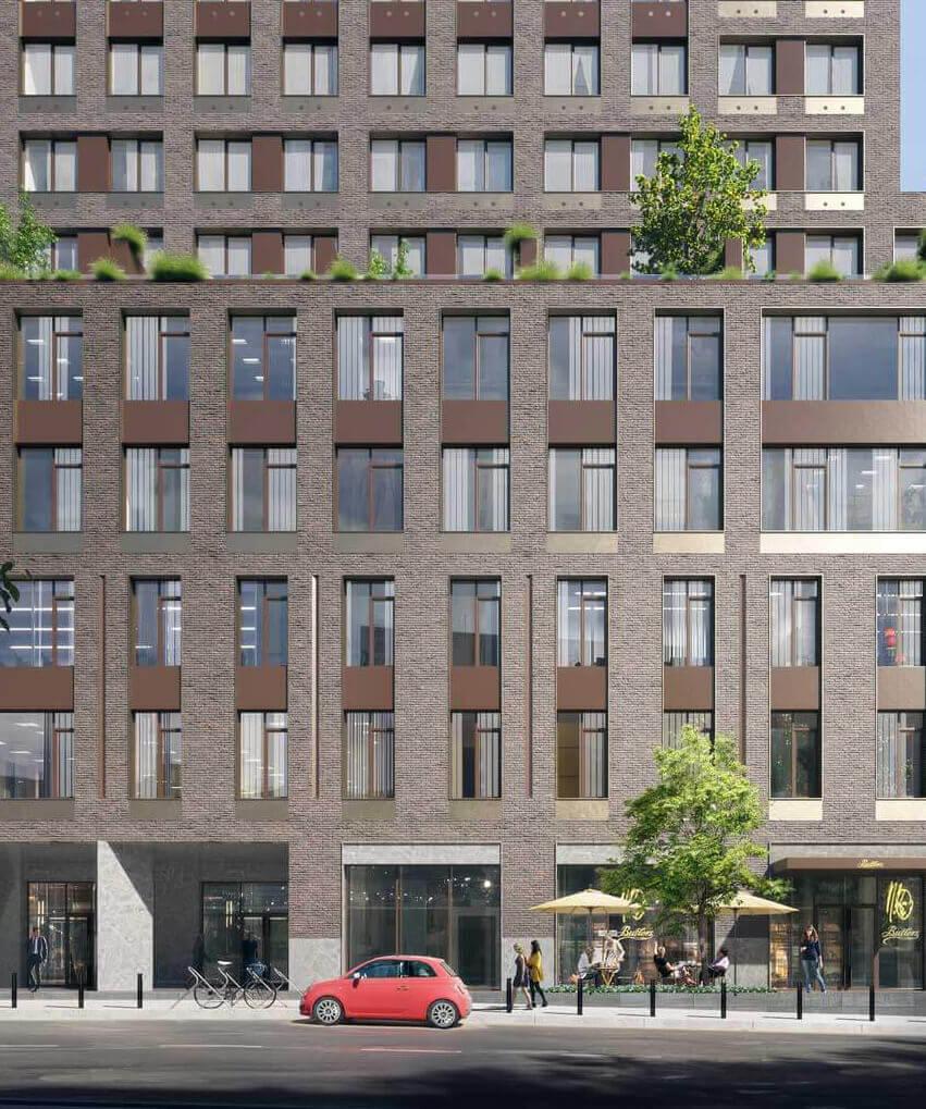 7 причин выбрать новый комплекс апартаментов FRANKLIN Concept House для жизни